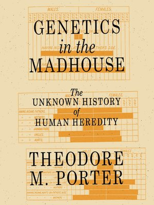 cover image of Genetics in the Madhouse